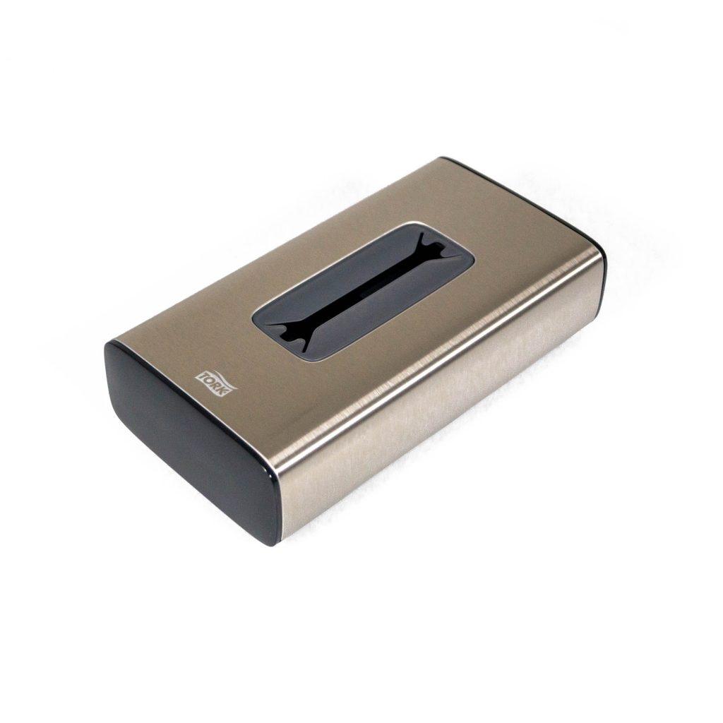 RVS Tork Facial Tissue Dispenser