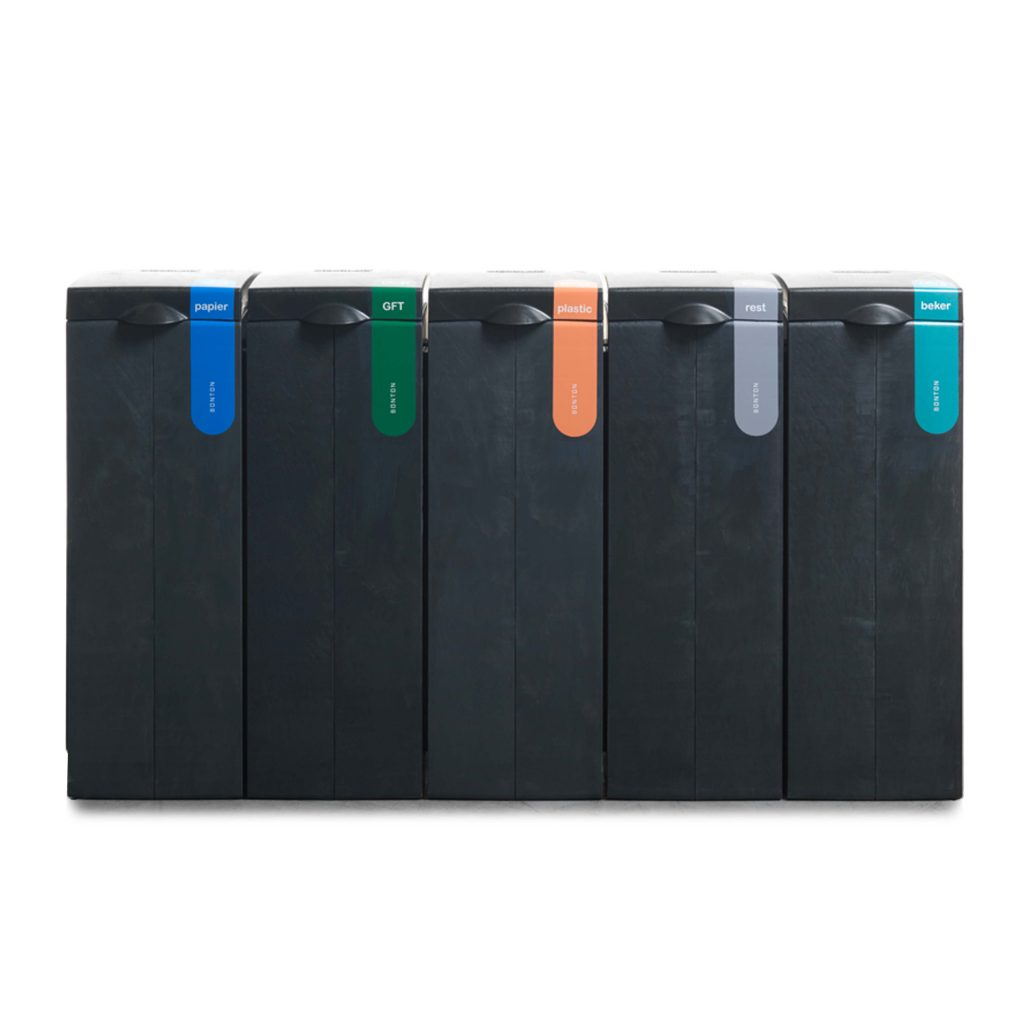 bonton modulaire afvalmodule gerecycled