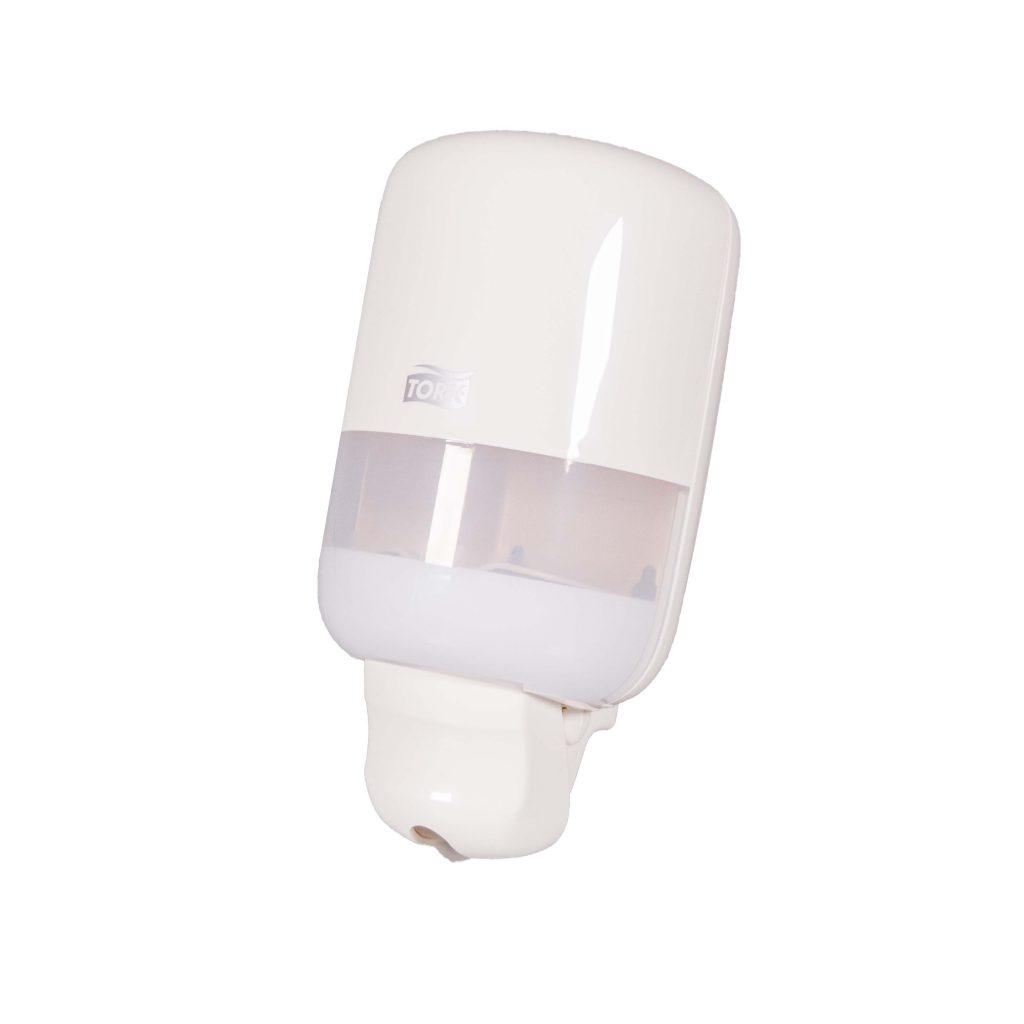 Tork Mini Liquid zeepdispenser wit