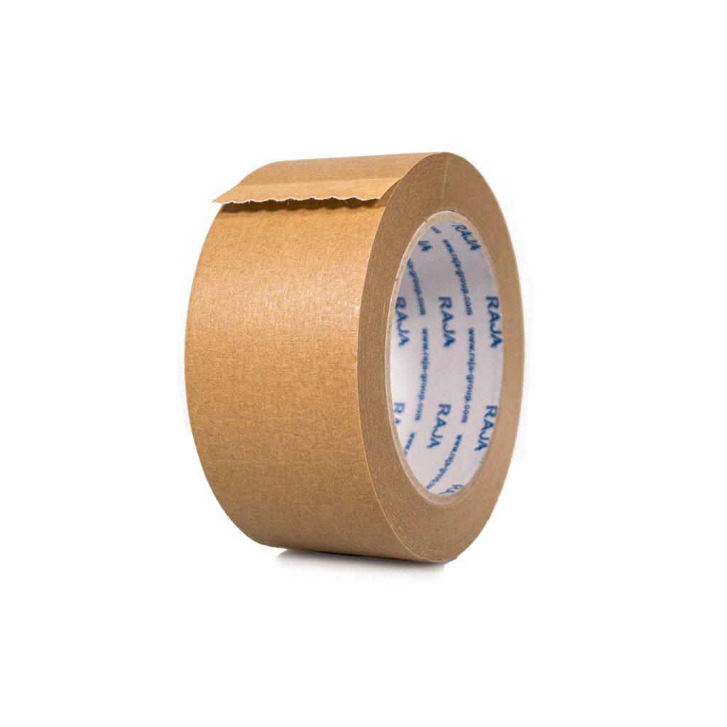 50mm Papier Tape Bruin