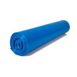 circulaire afvalzak 100% gerecycled plastic 70x110 cm