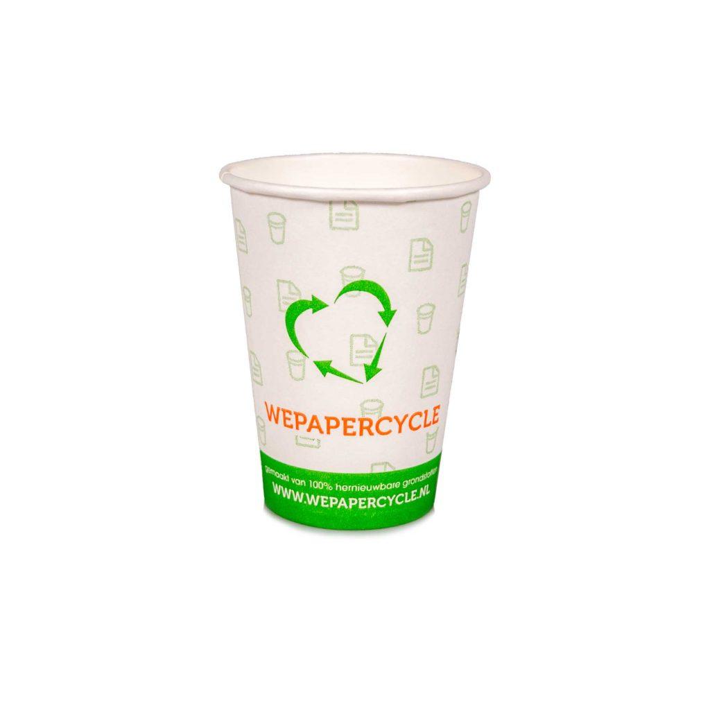 wepapercycle koffiebeker beker recycle