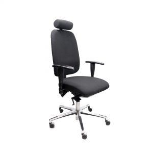 Brizley bureaustoel zwart