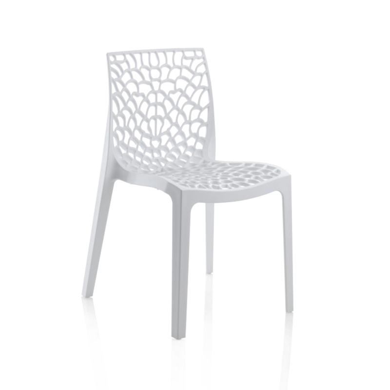 re-use coral stoel chair