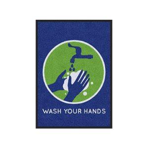 droogloopmat-social-distancing-aarde-handen-wassen