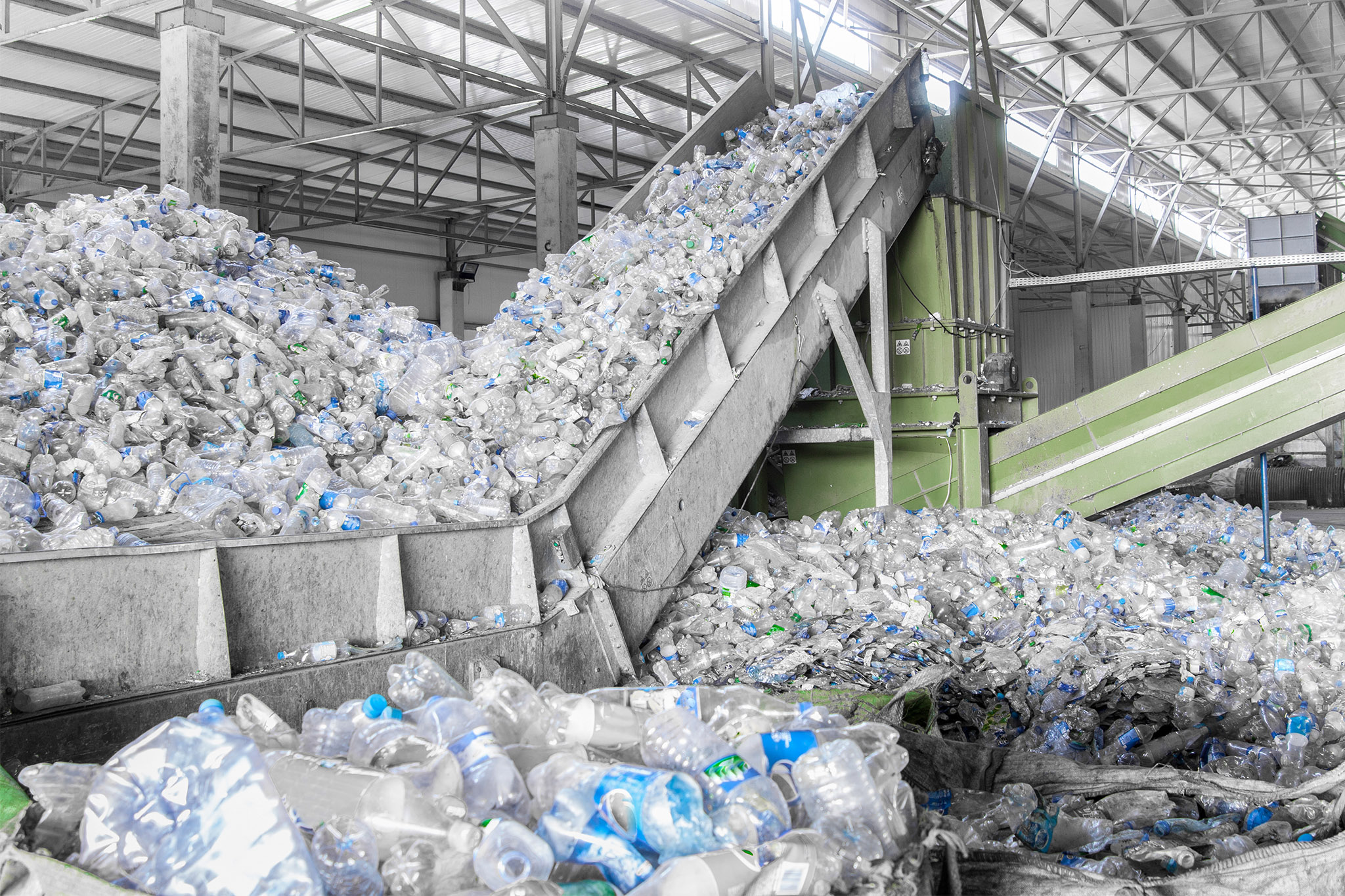 plastic recycling verbrandingsoven