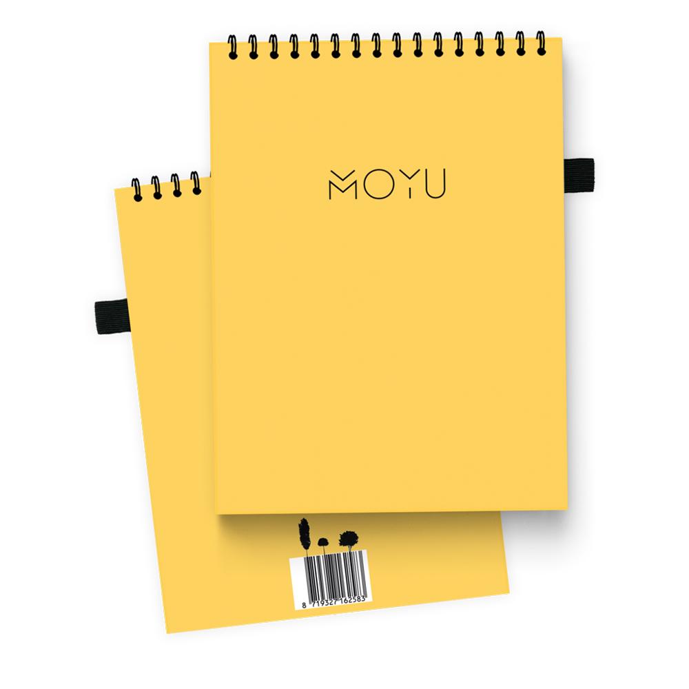 notepad moyu notitieboek steenpapier